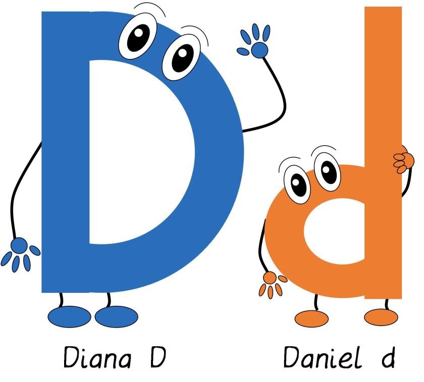 Diana D and Daniel d small